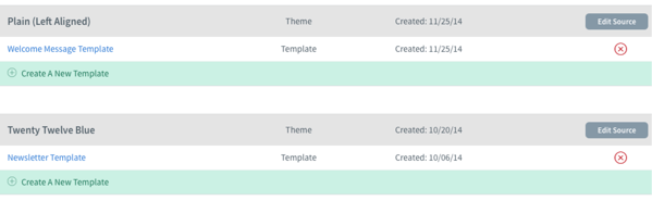 What is the difference between a theme and a template aweber exampl templates and themes toneelgroepblik Images