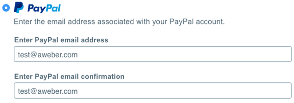 What Is My Paypal Email >> How Do I Receive My Customer Referral Payments Via Paypal Aweber