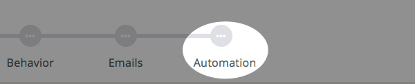 click on automations