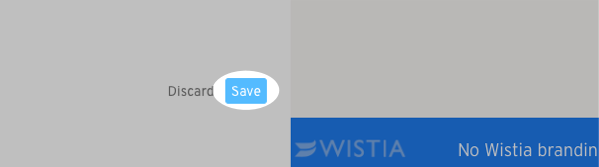 Click save button
