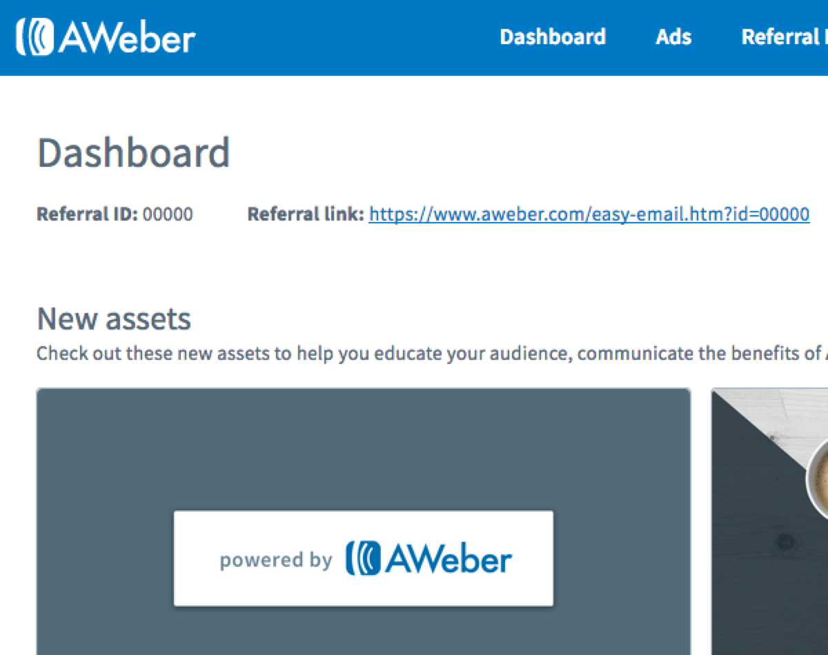 Advocate dashboard