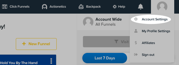How do I integrate Clickfunnels with AWeber? – AWeber