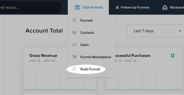 Build Funnel